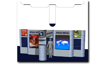 Trade show modeling